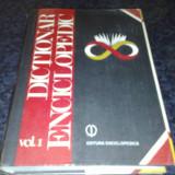 Dictionar Enciclopedic - vol 1 ( A - C ) - 1993 - Enciclopedie