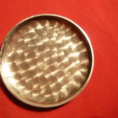 Capac Ceas, alpaca, D.int.= 4, 1 cm - Piese Ceas