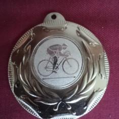 Medalie sport verde pentru biciclete martie 2009 - Medalii Romania