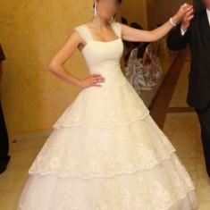 Vand rochie mireasa gen printesa - Rochie de mireasa printesa