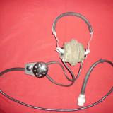 Casti si instalatii Militare vechi -Radio