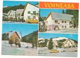 carte postala(marca fixa)-VALCEA-Voineasa