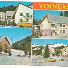 Carte postala(marca fixa)-VALCEA-Voineasa - Carte Postala Oltenia dupa 1918, Circulata, Printata