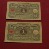 1 MARK ( MARCI ) 1920 SERIE CONSECUTIVA