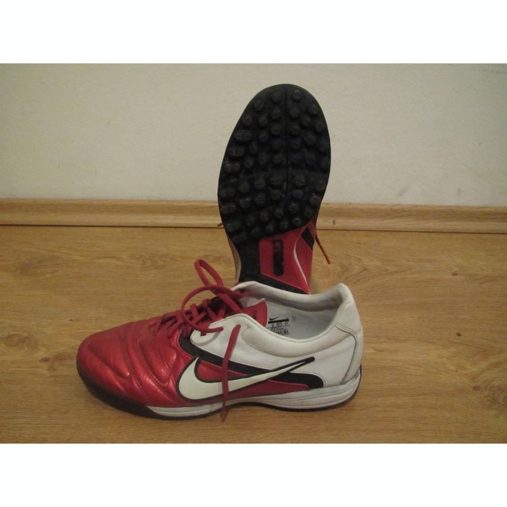 calitate bună online de vânzare noi speciale adidasi / papuci de fotbal NIKE din piele naturala marimea 41,5 ...