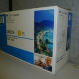 HP Color Laserjet 4600-4650 C9722A yellow