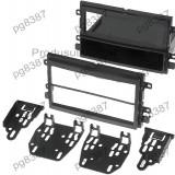 Rama adaptoare Ford, negru, rama radio 2 DIN / 2 ISO-000229