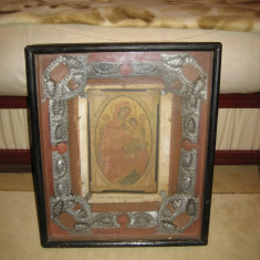Icoana 1909 - Icoana litografiate