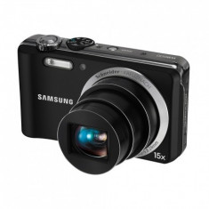 Samsung WB600 Black - 12 MPx, 15x Zoom optic, 3.0'' LCD - Aparat Foto compact Samsung, Compact, 14x, 3.0 inch