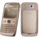 Nokia E72 Gold / Accept schimburi - Telefon mobil Nokia E72
