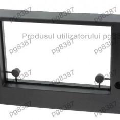 Rama adaptoare Fiat Stilo, negru, 2 DIN - 000298
