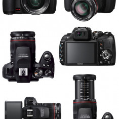 Vand aparat foto compact Fujifilm FInepix HS20 EXR, 16 Mpx, Peste 20x, 3.0 inch