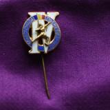 INSIGNA SPARTACHIADA TINERETULUI 1959 EDITIA IV