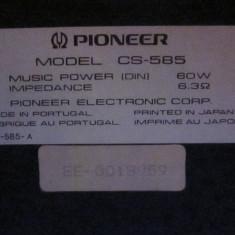 BOXE DE VANZARE PIONEER CS-585, Boxe compacte