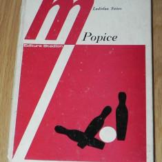 LADISLAU SZOCS - POPICE. METODICA INVATARII SI PERFECTIONARII JOCULUI. editia a 2-a revizuita