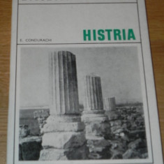 Emil condurachi - HISTRIA editia a 2-a. VARIANTA IN LIMBA ENGLEZA. COLECTIA  MONUMENTELE PATRIEI EDITIA A 2-A