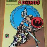 REVISTa BENZI DESENATE FRANCEZA. WARLORD. VOL 3 / 1983 ARTIMA DC COMICS - Reviste benzi desenate