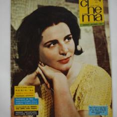 Revista CINEMA - septembrie -1964 - Revista culturale