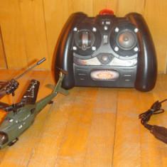Mini Elicopter Syma S013, replica Black Hawk, UH-60, 3 canale, de interior - Elicopter de jucarie BigBoysToys, Plastic, Baiat