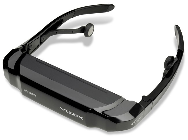 Ochelari Virtuali VUZIX AV920 3D foto mare