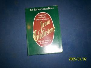 FIRMA GIRLDESTONE-ARTHUR CONAN DOYLE