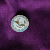 Insigna Republica Socialista Romania - INOVATOR
