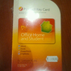 Microsoft Office Home and Student 2010 English PKC - Solutii business