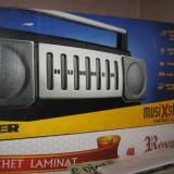 Combina audio radio cd amplificator hummer