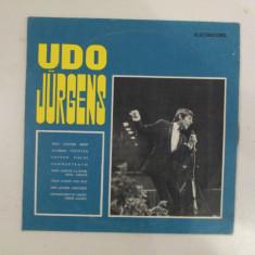 Disc vinil vinyl pick-up Electrecord UDO JURGENS rar vechi colectie