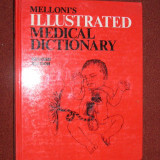 Dictionar medical - Melloni's Ilustrated medical dictionary - Second Edition