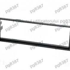 Rama adaptoare Audi A3, negru, 1 DIN-000331