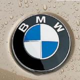EMBLEMA BMW PENTRU CAPOTA 82 , 78 SAU 74mm, Depo