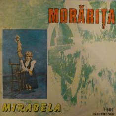 Disc vinil vinyl pick-up Electrecord MIRABELA Morarita rar vechi colectie - Muzica Dance