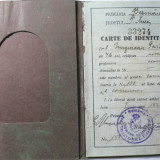 CARTE DE IDENTITATE - CARTE DE ALEGATOR - COM BESINAU - PLASA BLAJ - JUD.TARNAVA MICA - ANUL 1932