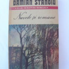 Nuvele si romane, Anul publicarii: 1987