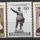 Ungaria 1952 150 ani Kossuth L. - Timbre straine
