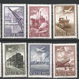 Ungaria 1950 Uzuale-Tehnica Moderna