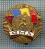 414 INSIGNA  - GMA -sportiva -starea care se vede