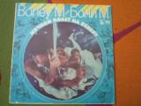 Boney M Nightflight to venus disc lp vinyl rusesc urss muzica pop dance disco, VINIL, Melodia