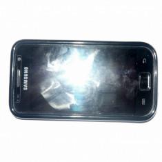 VAND SAMSUNG GALAXY S URGENT!! - Telefon mobil Samsung Galaxy S, Negru, 8GB, Neblocat
