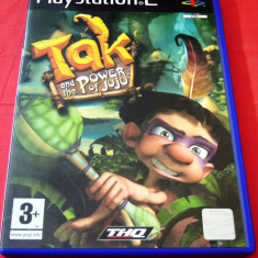 Joc Tak and the Power of Juju, PS2, original, alte sute de jocuri! - Jocuri PS2 Thq, Actiune, 3+, Single player