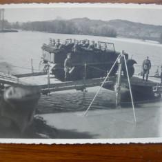 Lot 2 fotografii cu militari - 1941