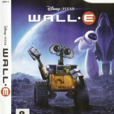JOC WII DISNEY PIXAR WALL-E ORIGINAL PAL / STOC REAL / by DARK WADDER - Jocuri WII Altele, Actiune, 3+, Single player