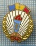 444 INSIGNA - UCFS -sportiva -starea care se vede
