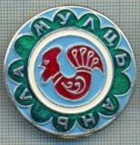 509 INSIGNA  - LA MULTI ANI -URSS -scriere chirilica  -starea care se vede