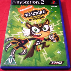El Tigre the Adventures of Manny Rivera, PS2, original, alte sute de jocuri! - Jocuri PS2 Thq, Actiune, Toate varstele, Single player