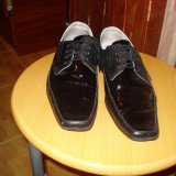 pantofi ocazie piele nr. 41