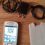 Samsung Galaxy Mini S5570 White, arata si functioneaza IMPECABIL. - Telefon mobil Samsung Galaxy Mini, Alb