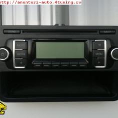 Cd Player Rcd 210 Mp3 Cd Player Golf Passat Jetta Eos Tiguan Caddy Scirocco Passat Cc - CD Player MP3 auto