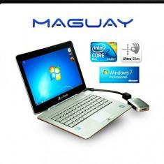 Ultrabook Maguay eXpertBook 3G Altro + licenta Windows 7 Pro